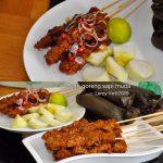 Sate Goreng Daging Sapi by Vetrarini Leroy