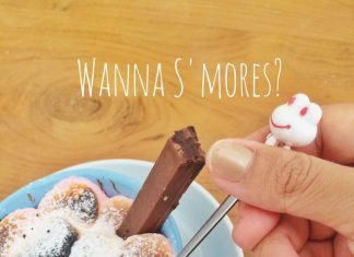 Sweet tooth S'more by Famella