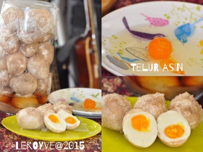 `Telur Asin Ayam(Cuka Balsamic) by Vetrarini Leroy