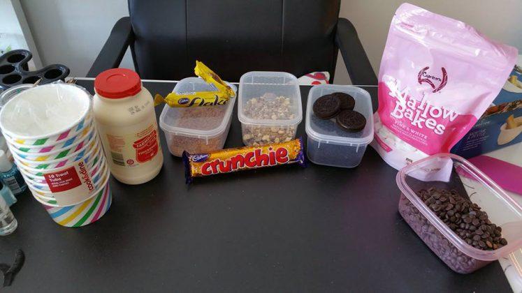 bahan Ice Cream Creamy by Happy Kusuma Eller