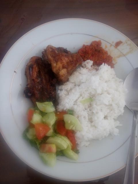Ayam Bakar Madu by Sofiya Mustafa Baabad