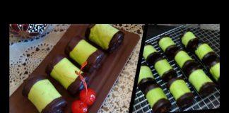 Banana Roll Cake by Khaerati Aliah