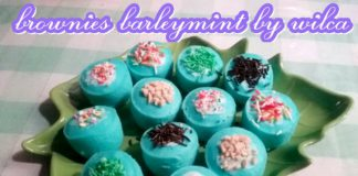 Brownies Barleymint by Wilca