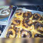 Cinnamon Swirl by Niniet Firdausy