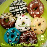 Donat Tape Singkong by Dina F Meldaria
