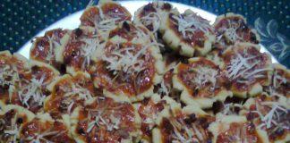 Kukis Pizza by Elly Eryani