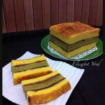 Lapis Surabaya Green Tea by Elyzabet Yoed