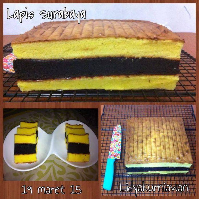 Lapis Surabaya by Lidya Kurniawan