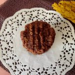 Low Sugar & Carb - Gluten Free Chocolate Oatmeal Cookies by Penni Puspa Rahayu