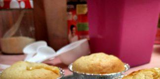 Muffin Keju by Adhelina Yayat Yusuf
