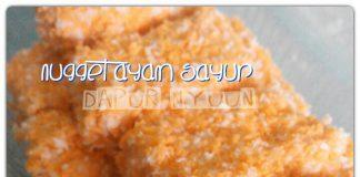 Nugget Ayam Sayur by Yunike Carolina Craft