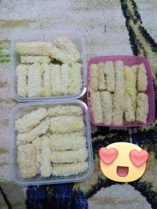 Nugget Stik Ayam Keju by Leni Sukmawati 2