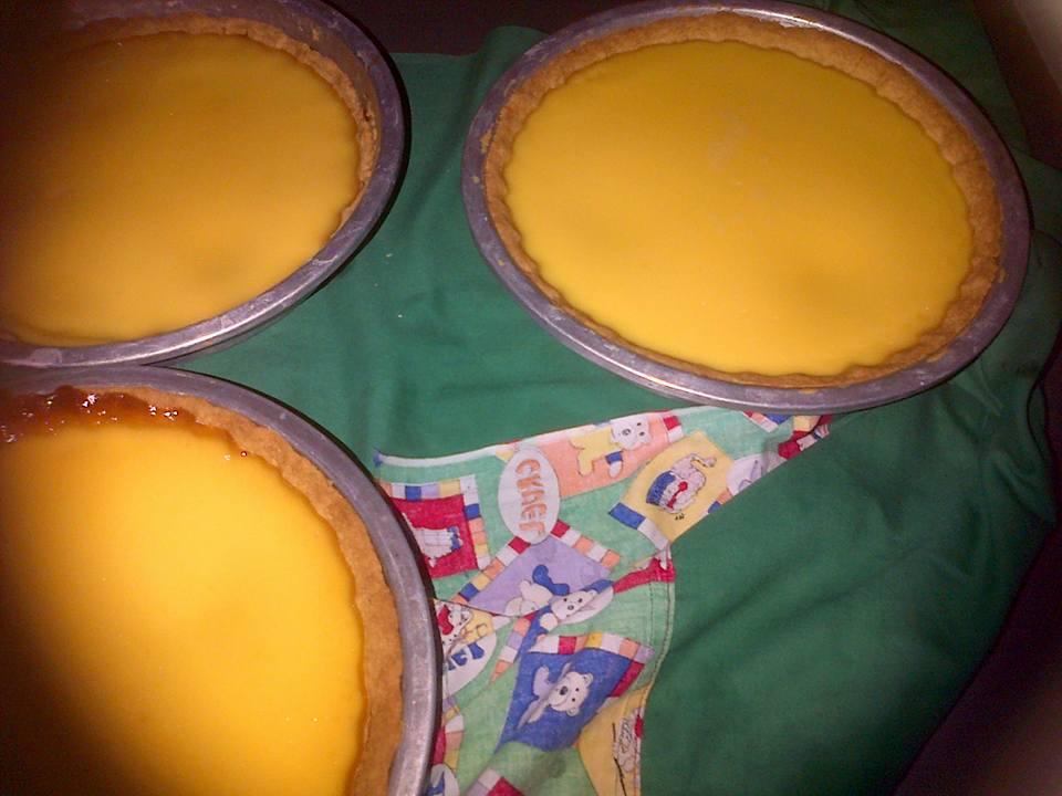 Pie Susu by Lucya Ningsih