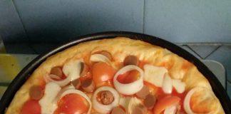 Pizza atas Kompor by Nur Jayanti