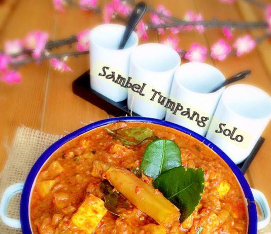 Sambal Tumpang Solo by Diah Eldibcaff