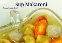 Sup Makaroni By Ummu RuzainHanif