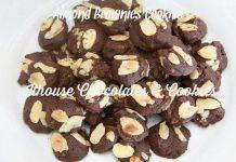 Almond Brownies Cookies by Huwaida Hidayah