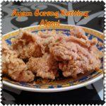 Ayam Goreng Keriting Alami by Sandika L. Sinawang