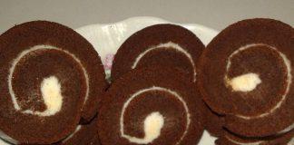 Bolu Gulung Coklat Keju by Erika Novita