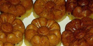 Cake Kukus Labu Lapis Coklat by Destri Hilyati