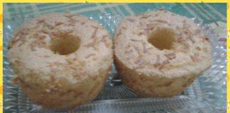 Chiffon Cake Keju Mini by Tatik Sulistyawati