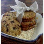 Chocochip Oat Cookies by Hen's Fatmawati