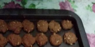 Coklat Chips Cookies by Istiqomah Rahman