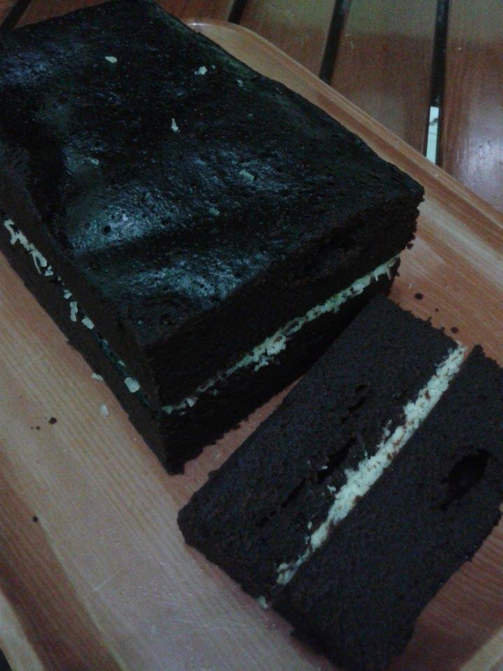 Coklat Kukus Sederhana by Agustia Lidya Ningsih