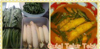 Gulai Telur Tebu by Boru Batubara