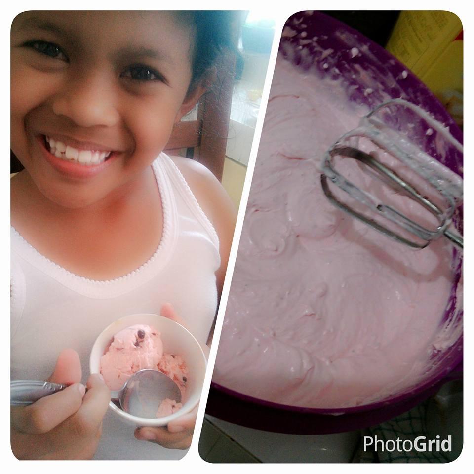 Ice Cream by Riza Aura