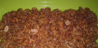 Kacang Merah Bumbu Rendang by Alif Kusuma