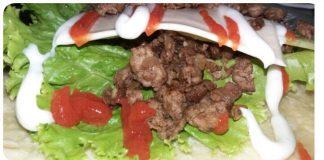 Kebab Turki by Ieda Hasan