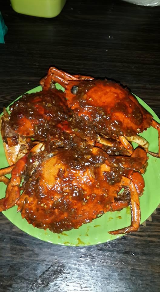 Kepiting Asam Manis Pedas by Ricky Dewata Olshopp
