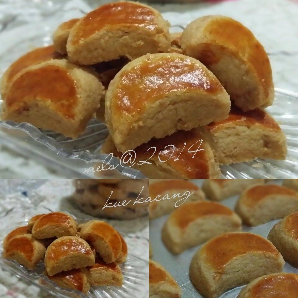 Kue Kacang by Mel B Siregar