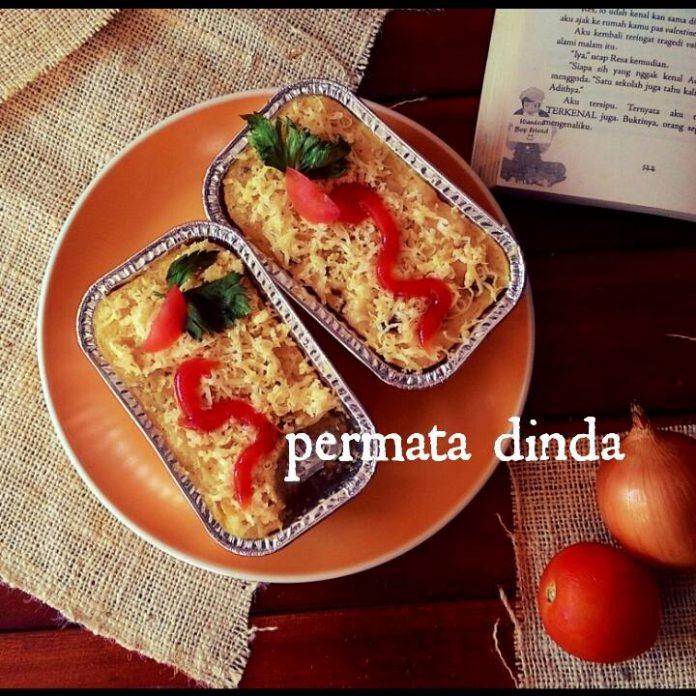 Makaroni Skotel Kukus Mix Potato by Permata Dinda 1