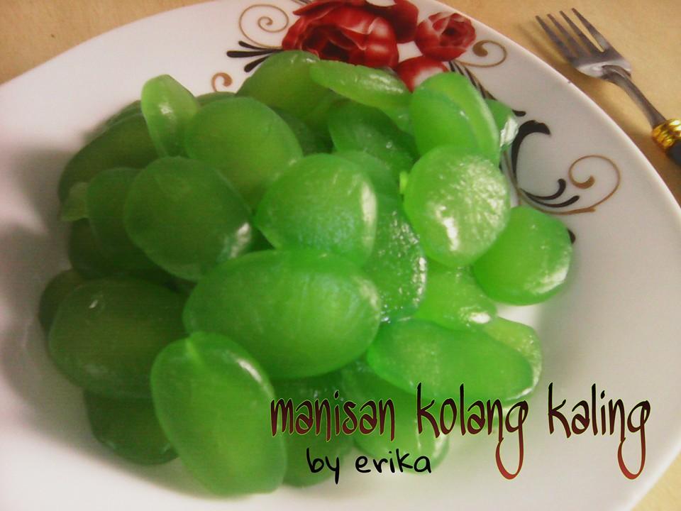 Manisan Kolang kaling by Ruzekha Sweeta