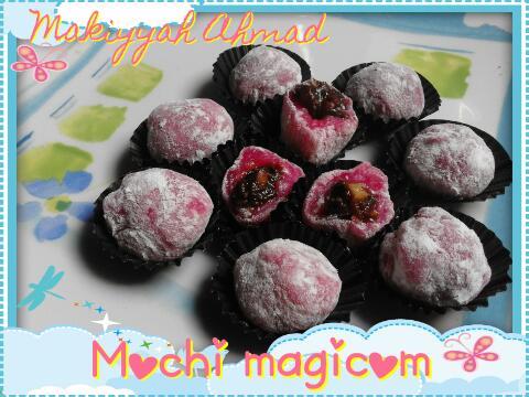 Mochi Magicom by Makiyyah Ahmad