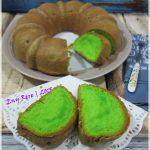 Pandan Butter Cake by Eny Rere