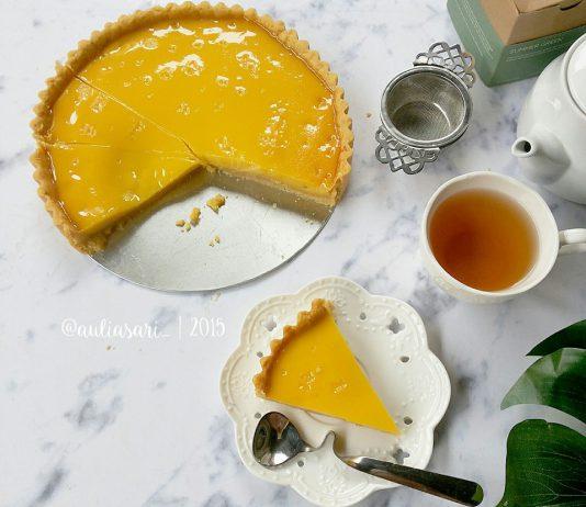 Pie Susu / Egg Tart by Aulia Sari