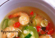 Soup Oyong Udang by Yiyin Swas Tika