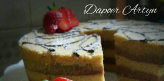 Sponge Banana Cake (Steam/kukus) by Ainie Dihati Adji