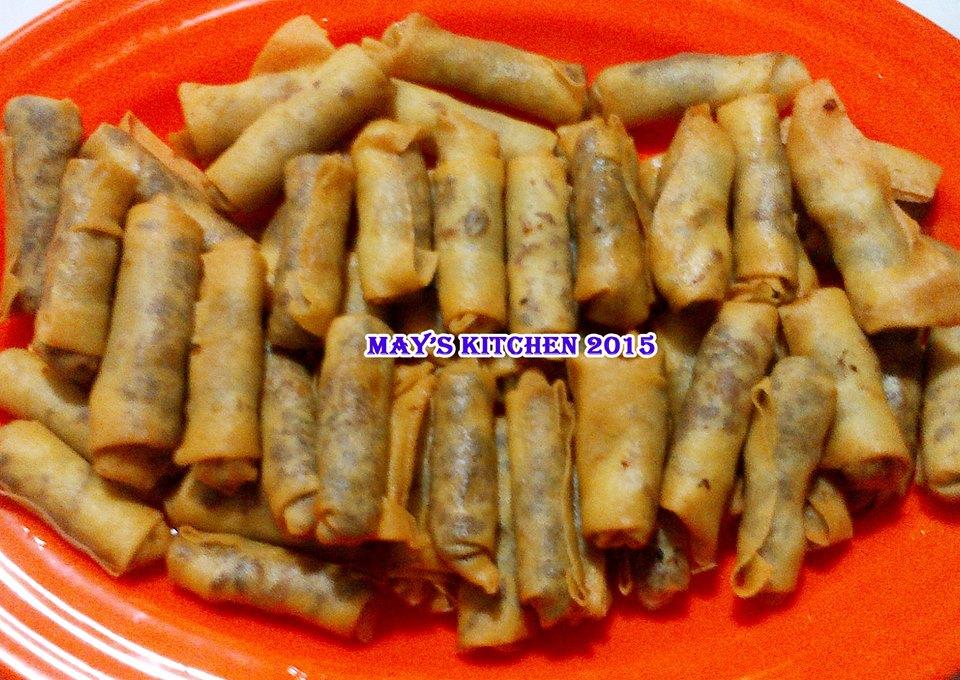 Sumpia Isi Abon Ikan Tongkol by Chen May Liang
