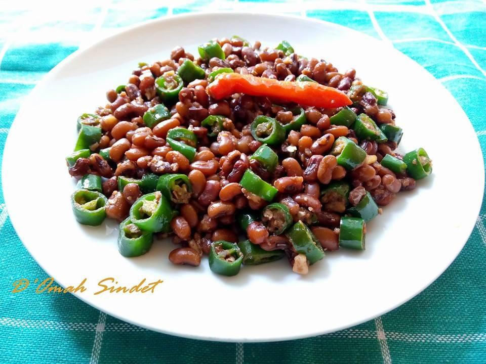 Tumis Kacang Merah atau Kacang Tolo by Dedeyeri Sumarno