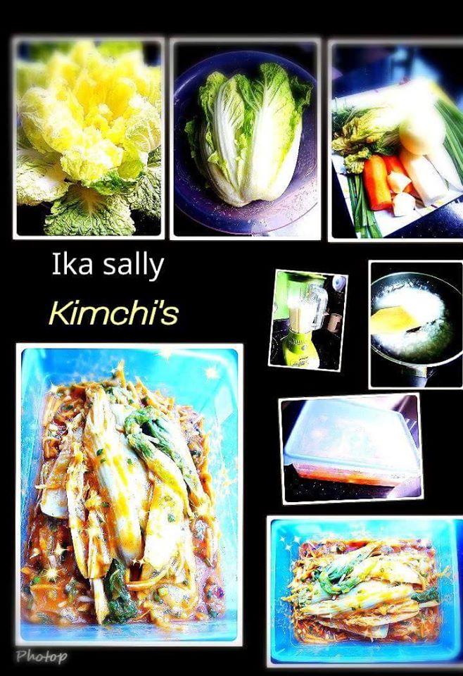 bahan Kimchi Korea by Ika Sally