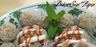 Bakso Sapi Ayam by Fah Umi Yasmin