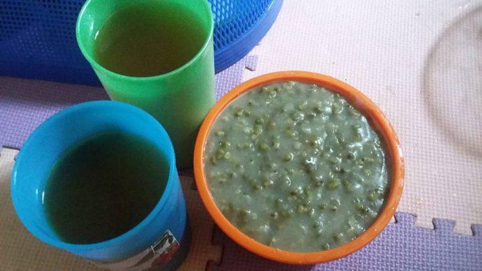 Bubur Kacang Ijo by Indy Ajeng Prameswari
