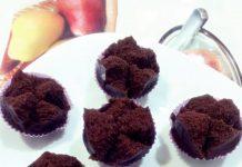 Cake Coklat Mekar Tepung Beras by Putri Rara