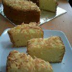 Cake Tape Keju by Yayat Susilawati
