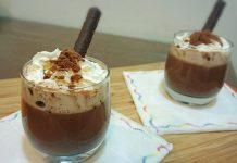 Cinnamon Hot Chocolate by Devi Wira