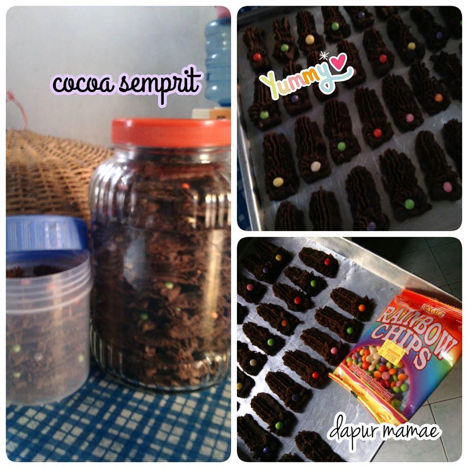 Cocoa Semprit by Ismi SabrinaAyunani Imran